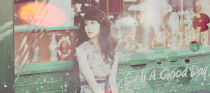 Such A Good Day Banner by lanas70