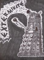 Exterminate!!! by RussRamos