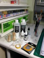 Painting table 2 by mantti