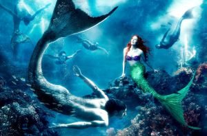 The Little Mermaid 2 by nbclover