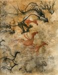 cave dragons by hibbary