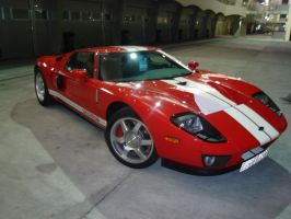 FORD GT - 1 by 8xhx8