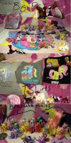 My pony stash by ThaMutt