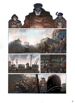 Pier Capponi colored page by raradat