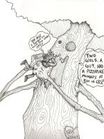 Trees have feelings too by metrosexual-werewolf