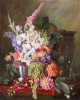 Still life in dutch style by Natal-Zhade