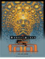 House of Blues presents Tool by delayedinsanity