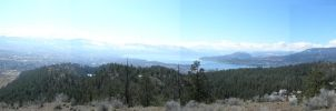 Knox Mountian Panorama by Mini-V