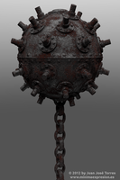 Underwater Mine - Procedural Rust v1.4 by JuanJoseTorres