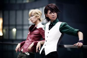 Tiger and Bunny_have faith by hybridre