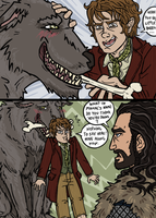 Hobbit: No Pets Allowed by sparkyHERO