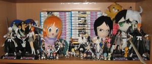 My Bleach collection, V2.2 by NearRyuzaki90