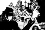 Lupin 3 and crew by jvollmer