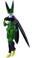 MMD - Perfect Cell Download by Togekisspika35