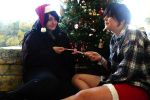 Together for the Holidays by KorpseCosplay