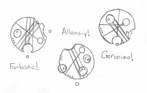 Gallifreyan by EvilWerewolfPirate