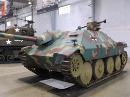 Jagdpanzer 38T by TheAngryFishbed