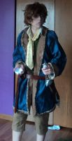 Updated Bilbo Cosplay 2 by grimmons88