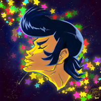 SPACE DANDY !! Viva Tears by TaffyDesu