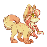 Adoptable auction [Closed] by Kamirah