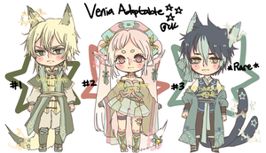 Sun type Venia Auction CLOSED by Kaiet