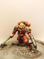 Blood Angel Veteran by Cipher-057