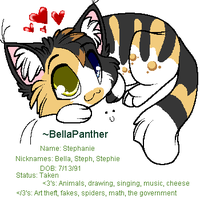 Another ID by BellaPanther