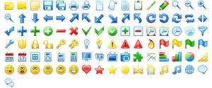 24x24 Free Toolbar Icons by Ikonod