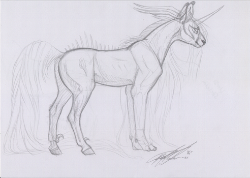 mooner sketch anatomy by moonfeather