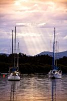 The fingers of God by BeauNestor