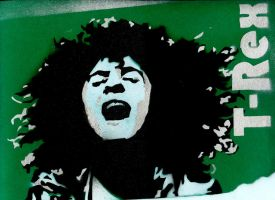 marc bolan by louuu