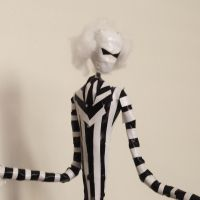BEETLEJUICE in wire by TheWallProducciones
