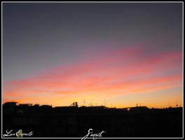 Sunset by il-Paciato