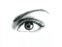 The Eye - Study by waterpieces
