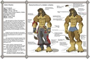 Galen information sheet - temporary by Ohblon
