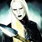 Prince Nuada by Meags
