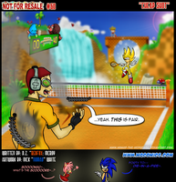 NFR 60 'Cheap Shot' by Nomad-The-Hedgehog