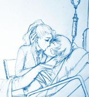 Fanfic Illus: For Supersquare by cafe-lalonde