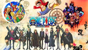 One Piece wallpaper by Ishily
