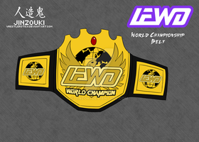 LEWD World Championship Belt v2 by JINZOKI