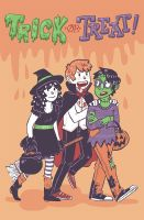 Trick or Treat by Cup-Kayke