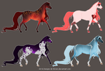 Unnatural Adopts- 1/4 OPEN by 8Siren