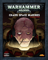 Codex: Chaos Space Marines - Blaz Edition by Blazbaros