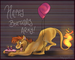 Happy 22nd Arkyyy by 1skylight1
