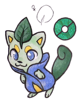 Kitling by Coonae