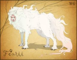 Fenrii by WhiteGriffis