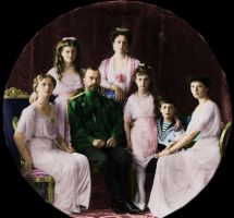 The Imperial Family 1913 by GrandDuchessIsabelle