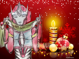 Christmas Card (Causeway) by Phuong-Linh