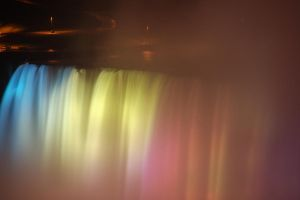 Niagara Falls at Night 2 by rebelx