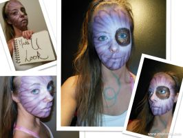 Spring Makeup Contest entry! by allikayyyy
